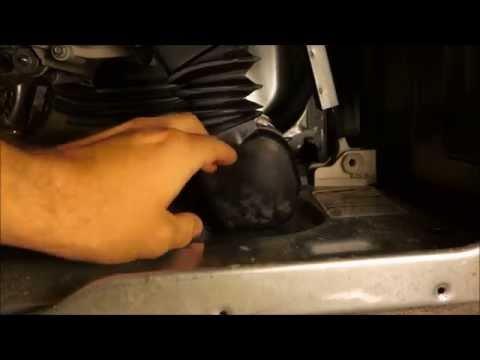 DIY fixing Frigidaire front load washer from not draining -- washing machine error code e20