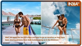 Witness Gurmeet and Debina Bonnerjee's dreamy pictures from Maldives