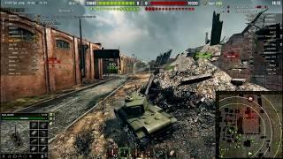 как играть в удовольствие на Т-150 --2 -боя на мастера!