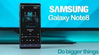 Samsung Galaxy Note 8 review | أفضل هاتف من سامسونج