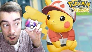 O POKÉMON QUE FALA!!! | Pokemon Let's GO PIKACHU (NOVO)