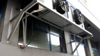 видео Дистрибьюторы промышленных канальных кондиционеров