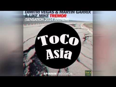 Dimitri Vegas & Martin Garrix & Like Mike - Tremor (Radio Edit) [Official]