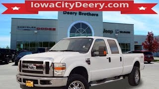 Deery Brothers Ford F350 Iowa City