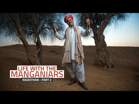 Living with the Caste Musicians of Rajasthan   Life With The Manganiars: Part 2