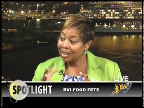 SPOTLIGHT  - BVI Food Fete 28 OCTOBER 2014