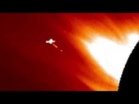 Massive Mothership Energy Vortex Captured By NASA! UFO Sightings 2015