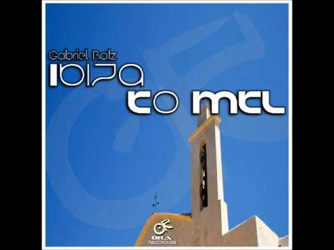ORAR103 - Gabriel Batz - Ibiza To Montreal