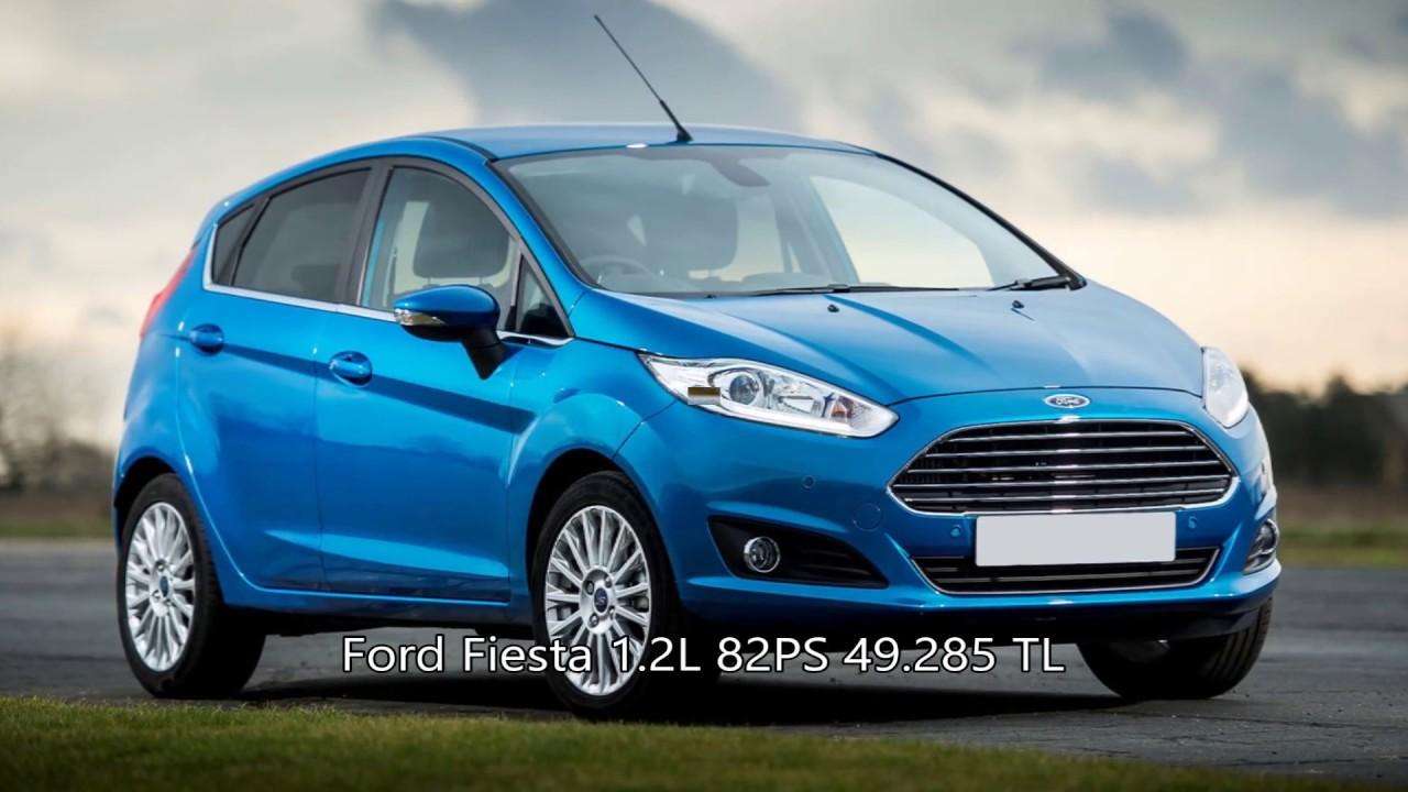 50.000 tl civarı alınabilecek 10 otomobil 2017 - youtube