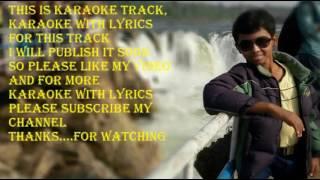 Chand Jaise Mukhde Pe Full Karaoke Track