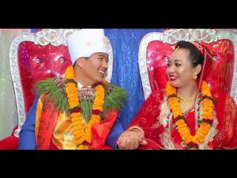 Nirvana Yonjan Weds Mamata Thokar Ll Tamang Culture Wedding