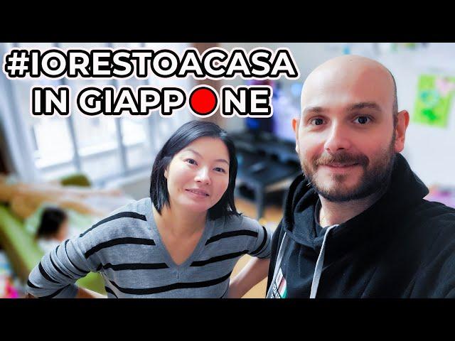 UNA GIORNATA A CASA IN GIAPPONE #iorestoacasa