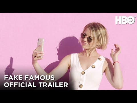 Fake Famous (2021): Official Trailer | HBO