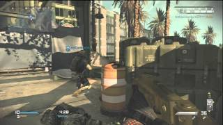 Cod Ghosts Bulldog Shotgun Gold Camo Gameplay Review Xbox One Gameplay