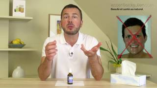 Comment masser de l'huile sur le visage ?