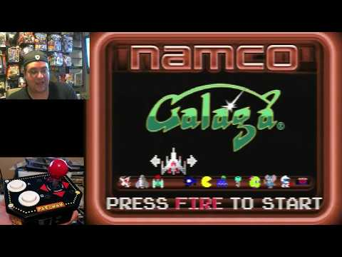 Namco Plug & Play TV Games (2008) Part 1 - Game Play