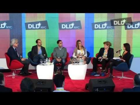 DLD NYC 14 - Generation World and Youth Marketing (Sable, Martin, Arabov, Falcone, Yago, Monahan)