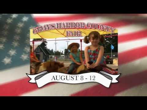 2012 Grays Harbor County Fair Commercial