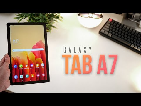 Samsung Galaxy TAB A7 - Full Review and Specs (2020)