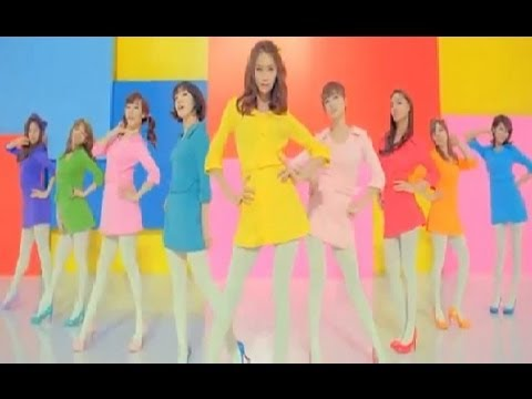 SNSD - Girls generation  - Dancing Queen  English version
