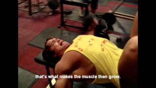 Pumping iron Arnold Schwarzenegger best moments