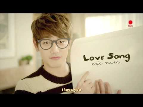 Eric Nam (+) Love Song