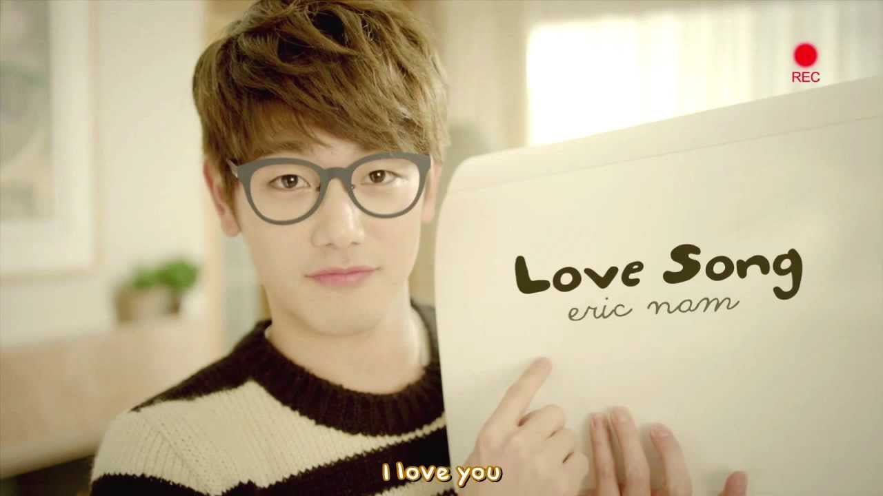 Love Song - Eric Nam | Shazam