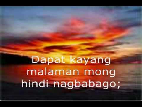 kung tayoy matanda na free mp3