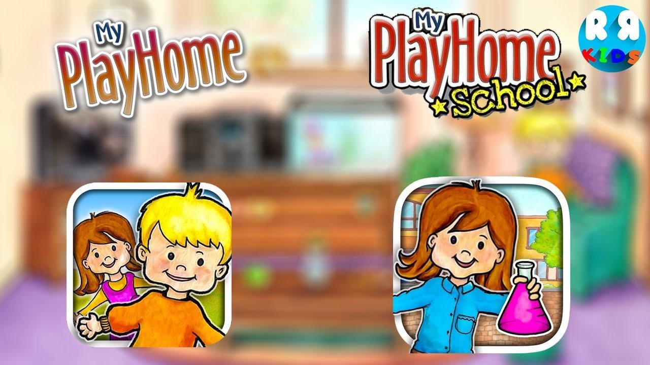 my playhome stores apk indir