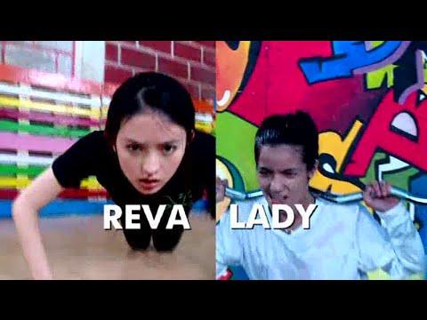 ANAK JALANAN : Reva dan Lady berlatih keras