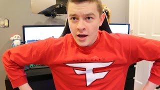 HOME ALONE AT THE FAZE HOUSE