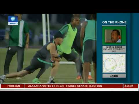 FIFA Sanction: We Are Sorry For The Error - NFF VP |Sports Tonight|
