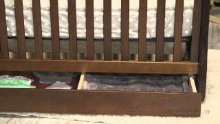 Franklin & Ben Mayfair 4 In 1 Convertible Crib