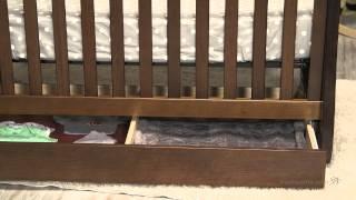 Franklin & Ben Mayfair 4 In 1 Convertible Crib