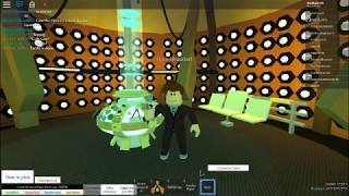Dotor Who Tardis Flight Classic game in roblox | roblox