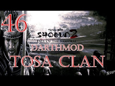 Fall Of The Samurai - Tosa (DM) Part 46 - Abandoning Strongholds
