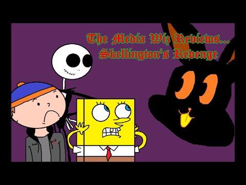 The Media Wiz Reviews... Skellington's Revenge