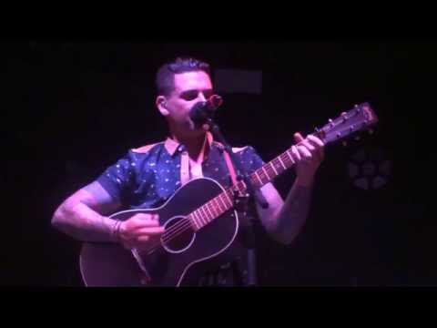 Dashboard Confessional - Ghost Of A Good Thing (live 6/29/16)