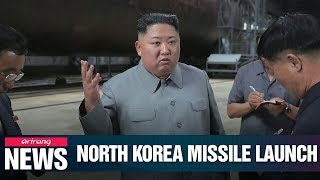 N. Korea fired two missiles from Wonsan early Thursday