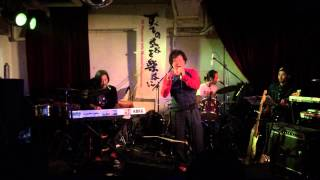 2015/02/05(Thur)@六本木音楽実験室 新世界 Minatoku Tokyo Japan 「Ove...