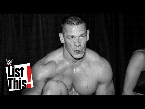 7 Superstars who broke their face in the ring: WWE List This!
