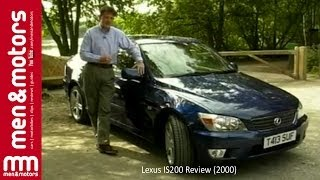 Lexus IS200 Review (2000)