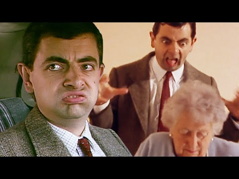 STRESSED Bean | Mr Bean Full Episodes | Mr Bean Official