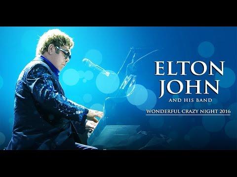 Elton John . Wonderful Crazy Night . Wonderful Crazy Night . Lyrics