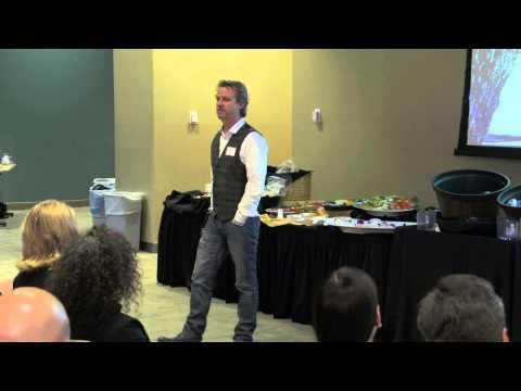 Mark Mitton - President of Carbon8