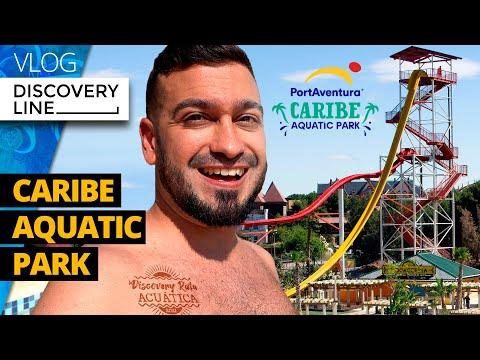 🔵 Caribe Aquatic Park 🌊☀️ PortAventura World 2021