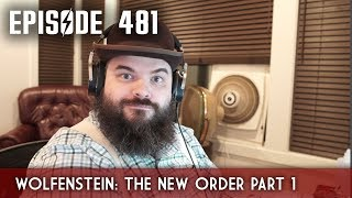 Scotch & Smoke Rings Episode 481: Wolfenstein: The New Order Part 1