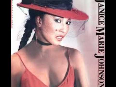 Janice Marie Johnson- Back With My Boogie (1984)