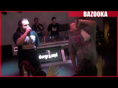 Primul concert BAZOOKA in Iasi!