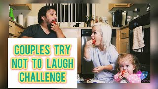 Total Eclipse of the Heart - Couples Try Not To Laugh Challenge by Mini Mama